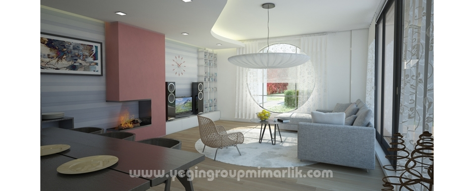 Villa project in Alanya