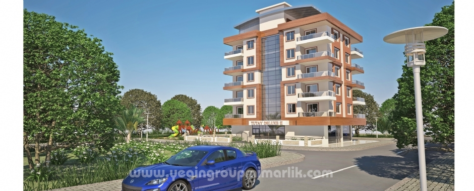 Mahmutlar Housing Project
