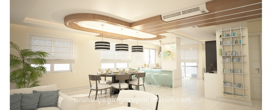 Dublex Apartment Design and Architectural practice