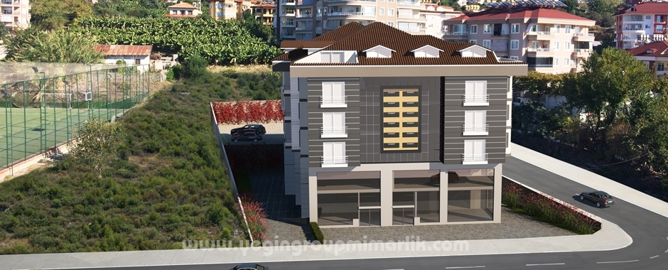 Alanya Office Building