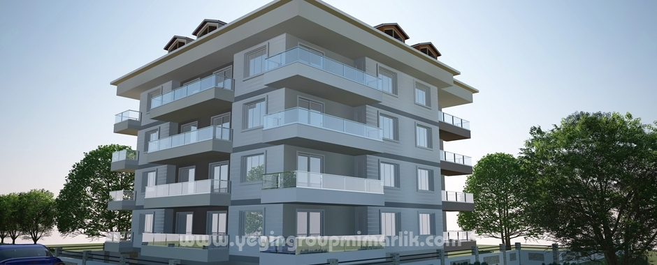 Alanya Building Projects